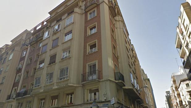 El gobierno aragon s pone en venta un c ntrico bloque de for Subastas de pisos en madrid
