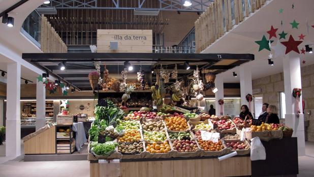 Mercado de Tomiño, tras la remodelación