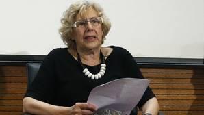 Carmena anuncia una rebaja del IBI sin que el Ministerio de Hacienda lo apruebe