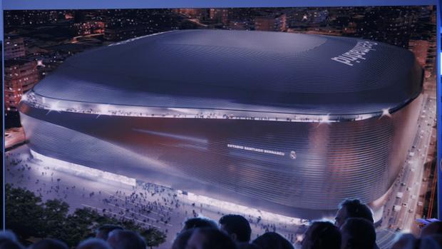 Hemeroteca: La nueva fachada del Bernabéu frena el acuerdo con el Real Madrid | Autor del artículo: Finanzas.com