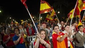 El partido España-Italia se podrá ver en la plaza Cataluña de Barcelona