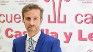 El nuevo secretario de Escuelas Católicas de Castilla y León, Leandro Roldán