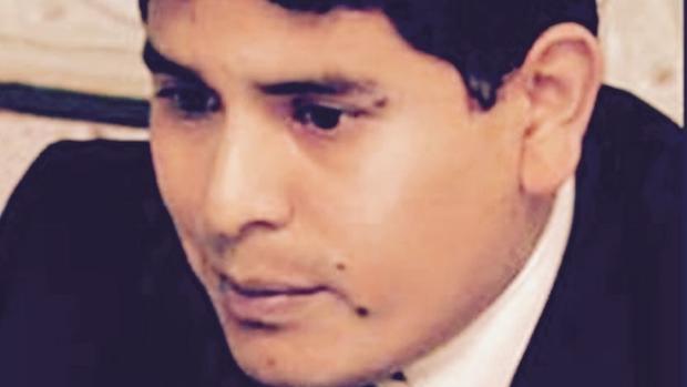 Víctor Joel Salas Coveñas, el abogado de Usera al que buscaba el asesino