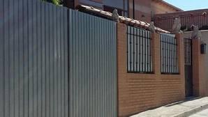 Esta vivienda fue registrada por la Policía Nacional