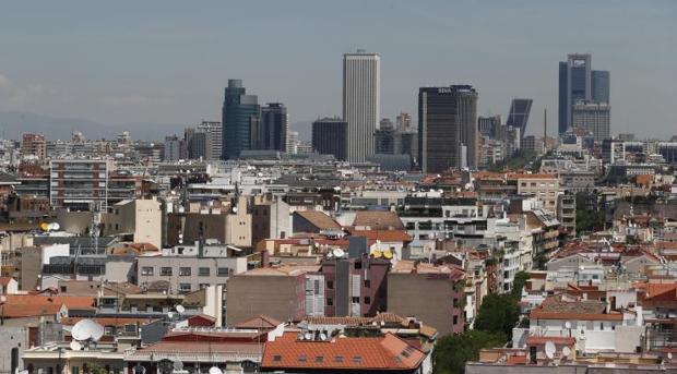 Resultado de imagen de city madrid
