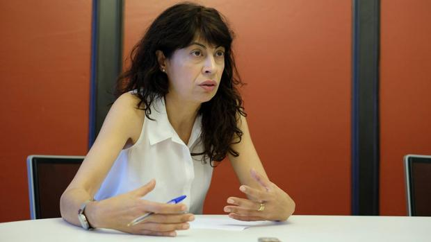 La concejal de Cultura, Ana Redondo