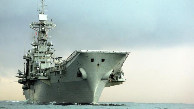 La Armada Volvera A Subastar La Chatarra Del Principe De
