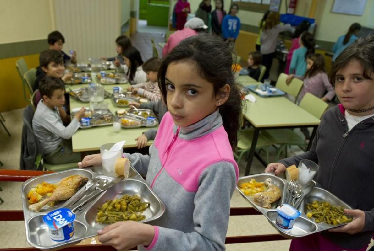 Mil ni os acuden este verano a los comedores escolares de - Comedores escolares castilla y leon ...