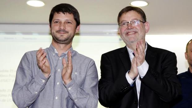 El líder del PSOE de Alicante pide a Ximo Puig que deje la