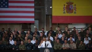 Obama apela a una España «fuerte y unida» para afrontar desafíos comunes