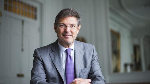 Rafael Catalá, ha inaugurado este lunes en Santander el curso «Una Justicia de futuro»