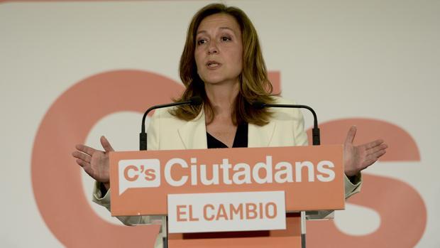 Carina Mejías denunció a Pujol el pasado lunes por el SMS