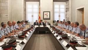 Puigdemont ha convocado una reunión extraordinaria del Gabinete de Coordinación Antiterrorista de Cataluña