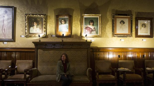Retratos de Casas en el Círculo del Liceo