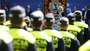 La cúpula policial exige a Carmena el cese de sus responsables políticos