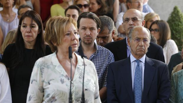Celia Villalobos ha sido diputada desde 1986, excepto durante los cinco años en que ejerció como alcaldesa de Málaga