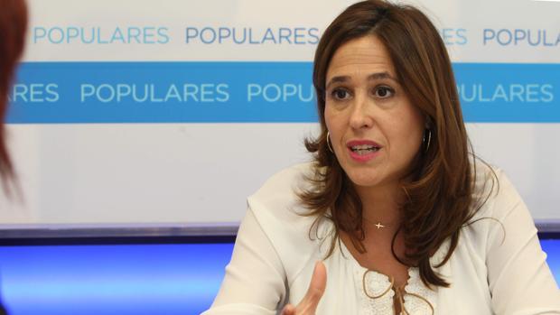 Rosa Romero, en una imagen de archivo