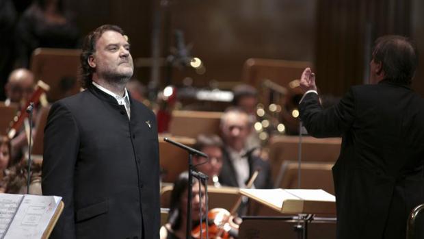 Bryn Terfel regresará a La Coruña para interpretar «Falstaff»
