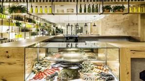 Atrapallada: la «sencillez» de la cocina gallega, renovada en un local de diseño
