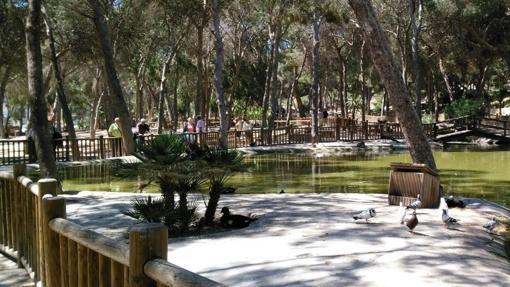 Parque Reina Sofía en Guardamar