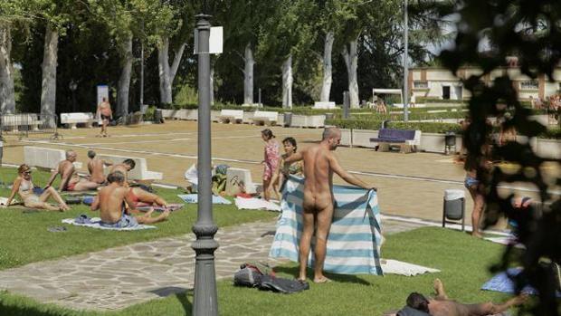 Foto nudista nudista gratis
