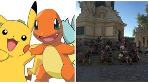 Por qué los buscadores de Pokémon prefieren cazarlos en El Retiro