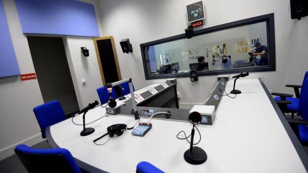 Abc entra en el estudio de radio de carmena for Estudios de interiorismo madrid