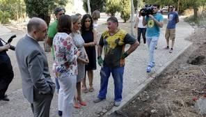 Tolón pedirá a la CHT un Plan de Riberas para Toledo