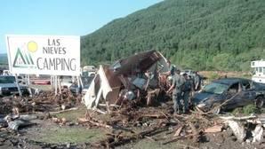 Biescas reúne a los supervivientes de la tragedia del camping, 20 años después
