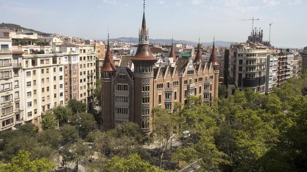 Barcelona redescubre la joya modernista de la casa de les - Casas modernistas barcelona ...