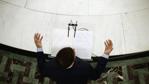 Hemeroteca: Rivera comparecerá por sorpresa esta tarde tras la reunión de su Ejecutiva   Autor del artículo: Finanzas.com