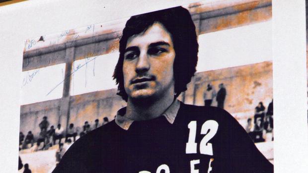 Juan Pedro de Miguel, en una imagen de archivo en sus tiempos de jugador.
