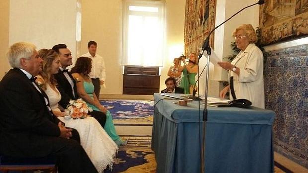 Las parejas que quieran casarse en madrid podr n reservar for Casarse en madrid