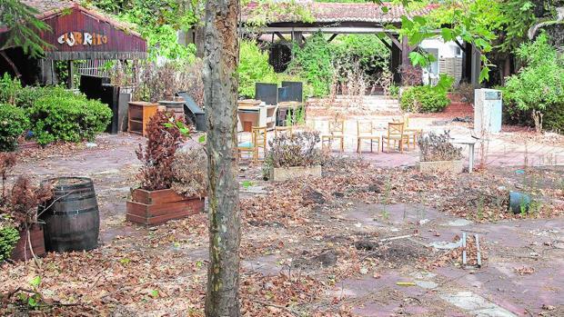 Plan para resucitar los restaurantes de la casa de campo for Arreglar jardin abandonado