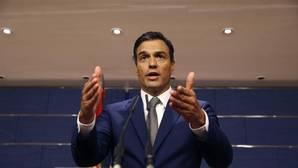 Sánchez insiste en el no: «Ha sido una reunión perfectamente prescindible»