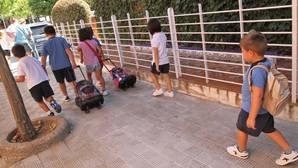 Cataluña estrenará el curso con más barracones y desoyendo la Lomce