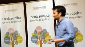 El Gobierno valenciano reduce la jornada a la mitad de profesores de Religión católica
