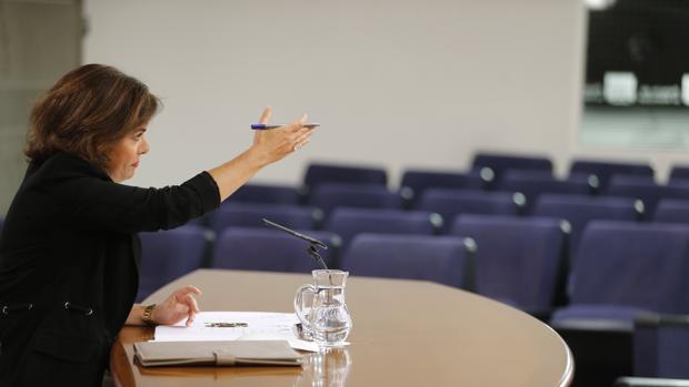 Hemeroteca: Guindos no irá al Pleno sobre Soria, pero dará explicaciones en Comisión   Autor del artículo: Finanzas.com