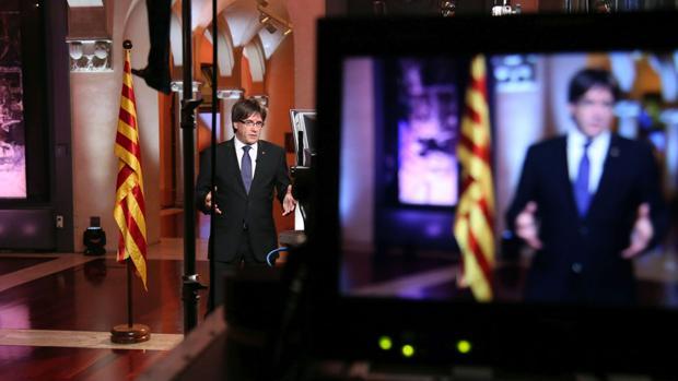 Hemeroteca: Puigdemont acusa al Estado de «desconectarse» de los catalanes   Autor del artículo: Finanzas.com