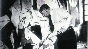 El Guernica, el cuadro republicano que Franco autorizó recuperar