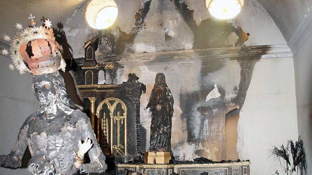 Hemeroteca: Prohíben a un marroquí acercarse a las iglesias tras quemar a una Virgen   Autor del artículo: Finanzas.com