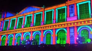 El espectáculo «Luz Toledo» incluye teatro en tres escenarios de la ciudad