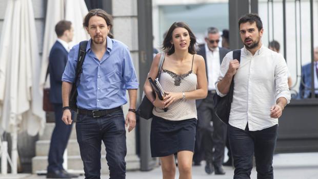 Hemeroteca: Ramón Espinar competirá con Rita Maestre para liderar Podemos Madrid | Autor del artículo: Finanzas.com