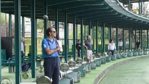 Preocupación entre los golfistas por el cierre de Canal: «No imagino dar la última clase aquí»