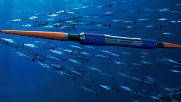 Tecnología submarina de Huawei