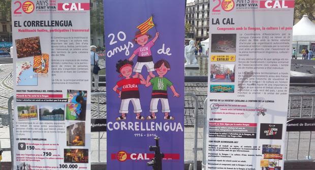 `CORRELLENGUA�: APOLOGIA DE LOS `PAISES CATALANES�CON FONDOS PUBLICOS
