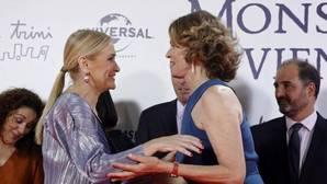 Las confesiones que se hicieron Sigourney Weaver y Cristina Cifuentes