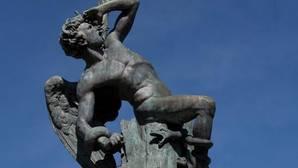El Ángel Caído del Retiro, una puerta al infierno a 666 metros sobre el nivel del mar