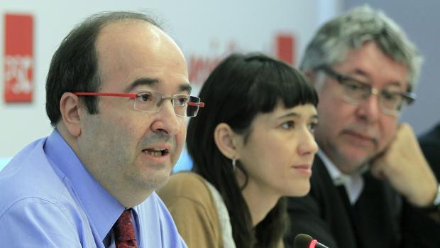 Hemeroteca: Iceta y Parlon empatan a 3.717 avales para aspirar a liderar el PSC | Autor del artículo: Finanzas.com