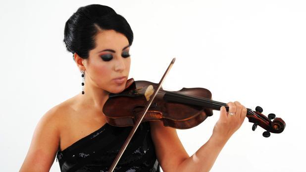 Maria Katzarava, en una imagen promocional